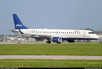 Авиакомпания ДжетБлу Эйрвэйз (JetBlue Airways
